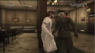 Metal Gear Solid 3 HD Collection Secrets: Raikov's Life