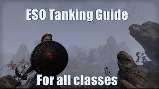 getlinkyoutube.com-Elder Scrolls Online - Tanking Guide - ESO