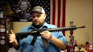getlinkyoutube.com-The 50 States of AR-15: Illinois Rifle Build (Manticore Arms, R-Guns, DR Guns, BAT Arms)