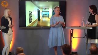 Varumärkesseminarium Västerbotten i Almedalen 2015 - Emelie Erhardt och Jennie Liling Ståhl
