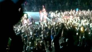 Lady Gaga - Marry The Night (The Born This Way Ball 14.08.2012 Sofia Bulgaria)