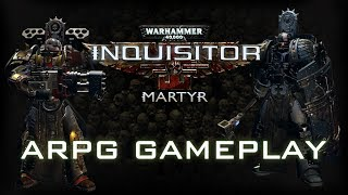 W40K: Inquisitor - Martyr - ARPG Gameplay Trailer
