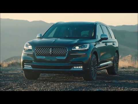 2020 Lincoln Aviator interior Exterior and Drive