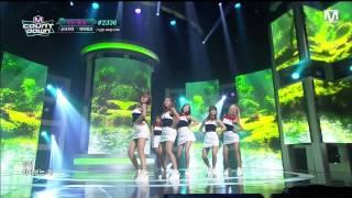 getlinkyoutube.com-Remember ( 2015.07.30 Mnet Japan M!Countdown) - A-Pink