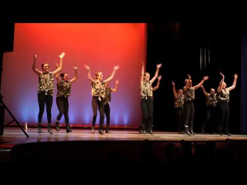 TP Girls Are Better Than GOLD - 2013 Serenades Competition Winner