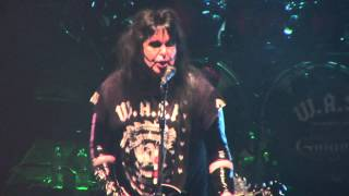 getlinkyoutube.com-W.A.S.P. 11 09 2015 p1