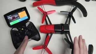 getlinkyoutube.com-Parrot BeBop Drone 3.0 Update