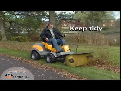 Zamiatarka Stiga Park Sweeper