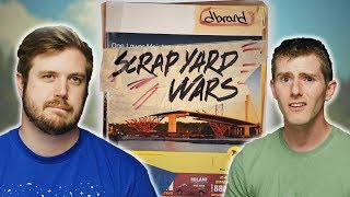 Scrapyard Wars 7 Pt 1 - NO INTERNET width=