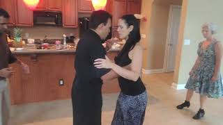 getlinkyoutube.com-Traspie Combination in Tango, Vals and Milonga Lesson