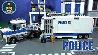 getlinkyoutube.com-LEGO CITY POLICE Mobile Command Center 60139