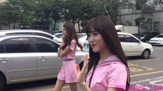 getlinkyoutube.com-[HD Fancam] 150904 GFriend Music Bank 여자친구 뮤직뱅크 직캠3