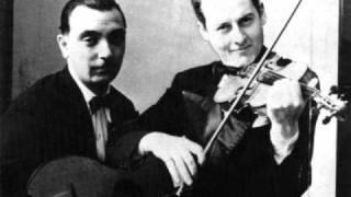 getlinkyoutube.com-Django Reinhardt & Stephane Grappelli - Minor Swing