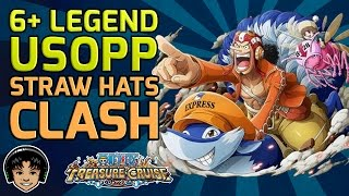 Legend 6+ Usopp CONFIRMED! Straw Hats Global Clash! [One Piece Treasure Cruise]