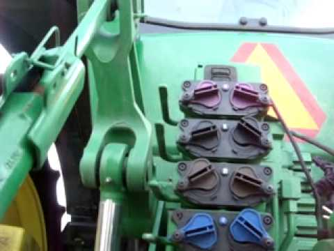 John Deere 8310R Tractor For Sale