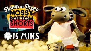 getlinkyoutube.com-Shaun the Sheep - Mossy Bottom Shorts 01-15 [30MINS]