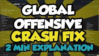 getlinkyoutube.com-CS:GO CRASH FIX 2017 (WORKING) - How To Fix Global Offensive From Crashing 2016