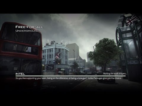 MW3: London - Viper Commentary (Y U NO 30 Killz?)