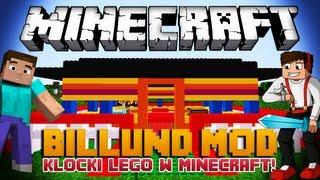 Minecraft 1.6.2 Mody - Billund Lego Mod - Klocki Lego w Minecraft!?