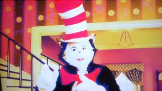 getlinkyoutube.com-Cat in the hat Thing 1 and Thing 2