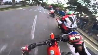 getlinkyoutube.com-Rx-115 Compitiendo en carrera... UN VENENO!!