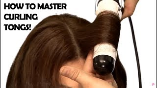 getlinkyoutube.com-How To Get Great Results With Curling Tongs
