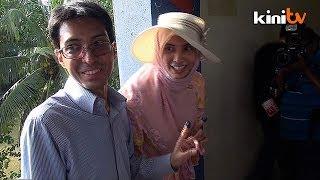 getlinkyoutube.com-Nurul Izzah mohon ruang peribadi bagi kelangsungan perkahwinan