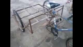 getlinkyoutube.com-Грузовой велосипед.
