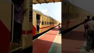 Puri-Sambalpur Intercity Express Gets A Makeover
