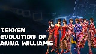 getlinkyoutube.com-Tekken - Evolution of Anna Williams 1994 - 2011