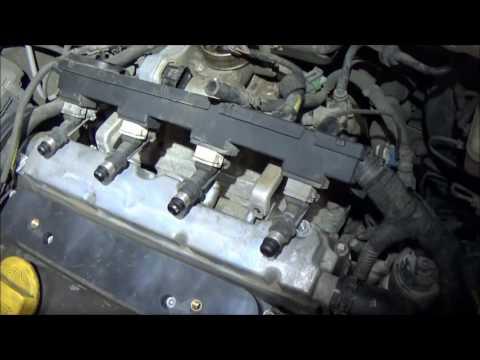 Opel Astra G троит из за форсунки