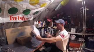 getlinkyoutube.com-Rc Tips & Tricks (Masking Tape & Paint method) Rc Trucks Tamiya Truescaletrucks