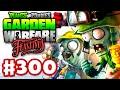 Plants vs. Zombies: Garden Warfare - Gameplay Walkthrough Part 300 - Feastivus Celebration! (PC)
