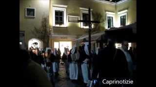 Capri: La processione del Venerdì Santo