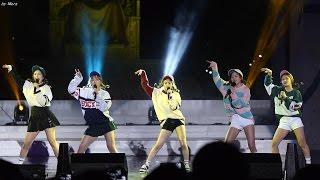 getlinkyoutube.com-151008 레드벨벳 (Red Velvet) Dumb Dumb [전체]직캠 Fancam (광화문광장) by Mera