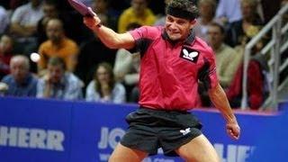 getlinkyoutube.com-Table Tennis - The Power Of Backhand