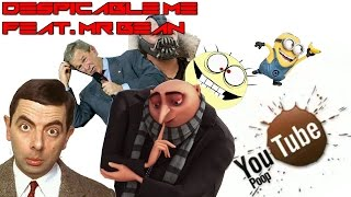 getlinkyoutube.com-YTP: Despicable me feat. Mr Bean