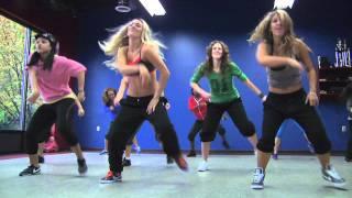 getlinkyoutube.com-'Look at me now' Chris Brown DANCE FITNESS