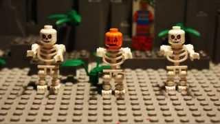 getlinkyoutube.com-LEGO SPOOKY SCARY SKELETONS