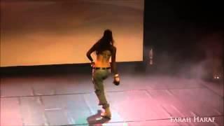 getlinkyoutube.com-مهرجان أشكرك أوعدك أداء الراقصة التونسية فرح حرف