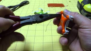 getlinkyoutube.com-Cheerson CX-10 Case Body Motor Clip Repair