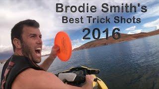 getlinkyoutube.com-Best Trick Shots of 2016 | Brodie Smith