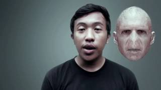Motion Capture (Face Replacement) Test & tutorial