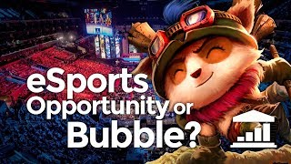Why are eSPORTS the new MASS SPORT? - VisualPolitik EN