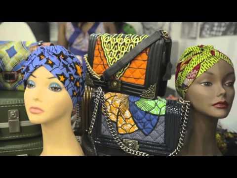 DayTwo of Africa Fashion Week London 2015 Olympia London @africafwl