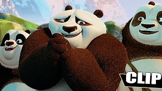 "getlinkyoutube.com-KUNG FU PANDA 3 Movie CLIP ""The Secret Panda Village"""