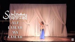 getlinkyoutube.com-Shahrzad Belly Dance Alf Laylah Wa Laylah