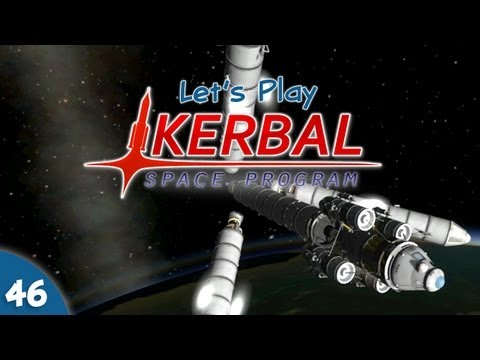 Kerbal Space Program - #046 - Mission to Duna