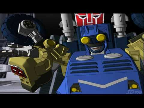 Transformers Cybertron - 07 - Speed 1/2 HD