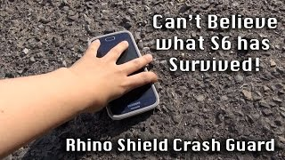 getlinkyoutube.com-Unbreakable Galaxy S6: Rhino Shield Crash Guard